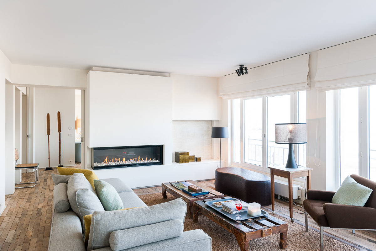 Appartement knokke dox