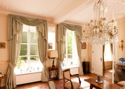 Project N – Restyling, raamdecoratie & garniering