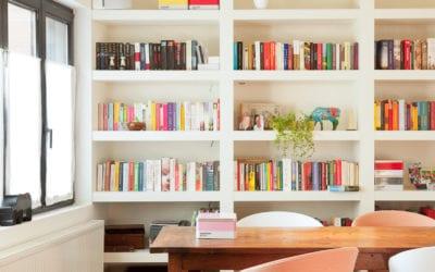 Een fijne thuiswerkplek doet wonderen…