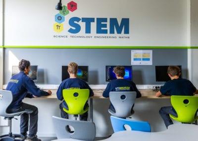 STEM-lokaal VTI – Brugge